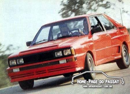 Passat Audi Quattro