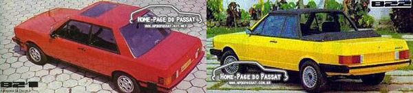 Passat Dacon 180D e 180S