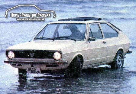 Passat Dacon - LS 1974 modificado pela empresa