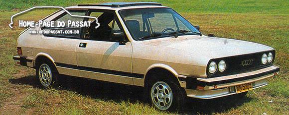A imagem mais antiga de um Passat personalizado pela Dacril, então ainda chamada Ducril, é esta publicada em anúncio um de setembro de 1982.