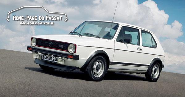 Passat Pointer GTi: a lenda - Home-Page do Passat