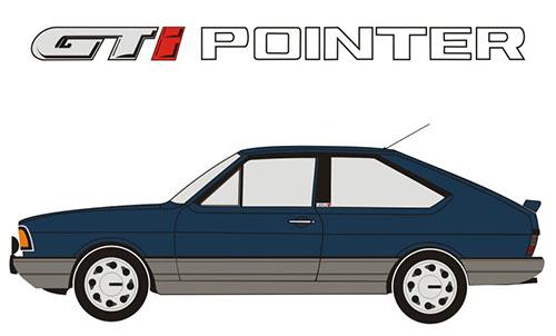 Passat Pointer GTi, a lenda