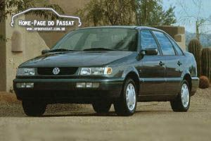 A história do Passat - Home-Page do Passat