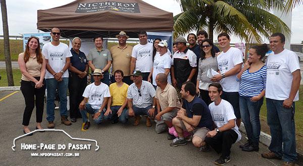 Passat Clube - RJ passa a ser membro da FBVA - Home-Page do Passat