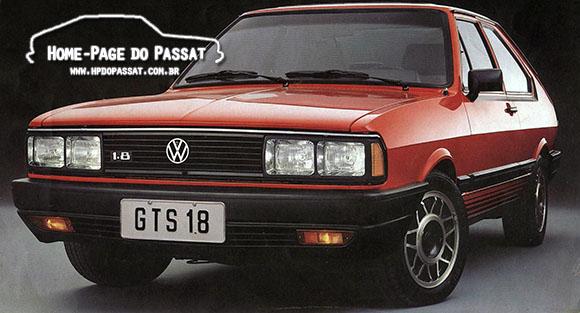 Rodas usadas no Passat - Rodas Avus, Passat GTS Pointer