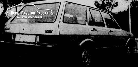 Passat Sorana