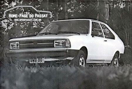 Passat LS 1980