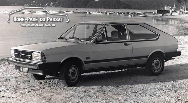 Passat TS 1982
