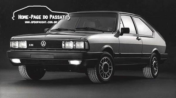 Passat GTS Pointer 1985