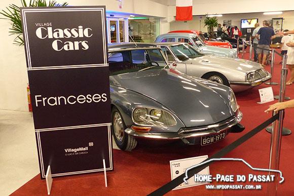 Village Classic Cars - Citroen DS e Citroen SM