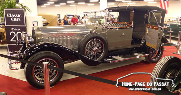 Isotta Fraschini - Village Classic Cars