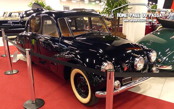 Tatra T87 1936 - Village Classic Cars