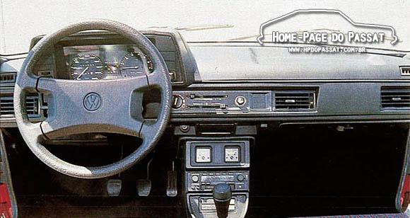 Painel do Passat GTS Pointer 1988