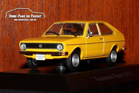 Miniatura: Passat LS 1975